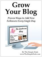 Cover for 'Grow Your Blog - Proven Ways To Add Followers Every Single Day'