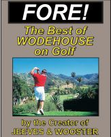 Cover for 'FORE! Humorous Golf Stories by P.G. Wodehouse'
