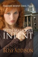 Cover for 'With Malicious Intent'