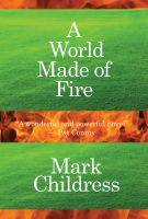 Cover for 'A World Made of Fire'