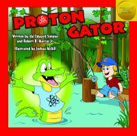 Cover for 'Proton Gator'