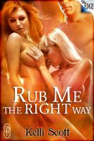 Cover for 'Rub Me the Right Way'