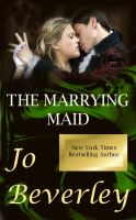 Cover for 'The Marrying Maid'