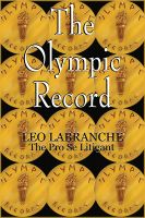 Cover for 'The Olympic Record'