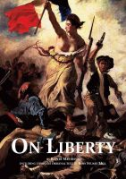 Cover for 'On Liberty - with full text by John Stuart Mill and modern introduction by Rupert Matthews'