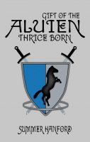 Cover for 'Gift of the Aluien: Thrice Born'