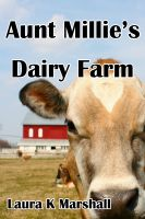 Cover for 'Aunt Millie's Dairy Farm'