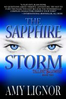 Cover for 'The Sapphire Storm'