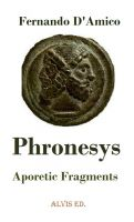 Cover for 'Phronesys - Aporetic Fragments'