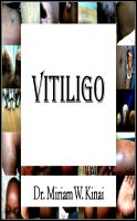 Cover for 'Vitiligo'