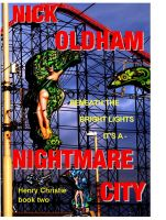 Cover for 'Nightmare City'