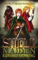 Cover for 'Shield Maiden'