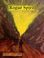 Cover for 'Rogue Spirit'