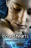 Cover for 'Closed Hearts (Book Two of the Mindjack Trilogy)'