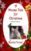 Cover for 'A Mouse Tale for Christmas'