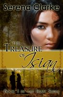 Cover for 'The Treasure of Isian'