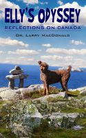 Cover for 'Elly's Odyssey:  Reflections on Canada'