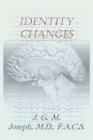 Cover for 'Identity Changes'