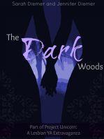 Sarah Diemer - The Dark Woods: A Lesbian YA Short Story Collection