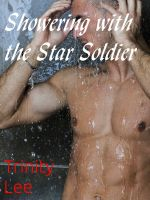 Cover for 'Showering with the Star Soldier'