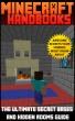 Minecraft Handbooks - The Ultimate Secret Bases & Hidden Rooms Guide by Minecraft Handbooks