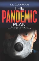 Cover for 'The Pandemic Plan'