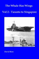 Cover for 'The Whale Has Wings Vol 2 - Taranto to Singapore'