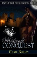 Cover for 'Midnight Conquest'