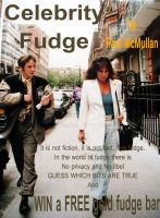 Cover for 'Celebrity Fudge'