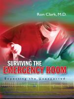 Cover for 'Surviving the Emergency Room: Expecting the Unexpected'