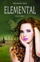 Cover for 'Elemental: The First'