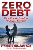 Cover for 'Zero Debt: The Ultimate Guide to Financial Freedom 2nd edition'