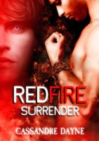 Cover for 'Red Fire - Surrender'