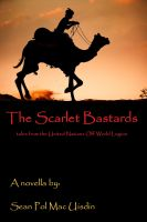 Cover for 'The Scarlet Bastards'