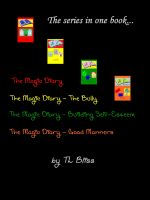Cover for 'The Magic Diary - The Series in One Book'