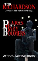 Cover for 'Pearls for Baby Boomers (Wisdom Not Included)'