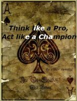 """Victor Velescu - """"Think Like A Pro, Act Like A Champion""""; Most Powerful Poker No-Limit Cash Games Strategies"""