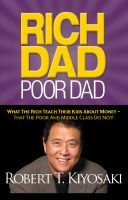 Cover for 'Rich Dad Poor Dad'