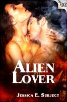 Cover for 'Alien Lover'