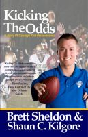 Cover for 'Kicking The Odds'