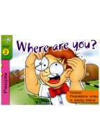 Cover for 'Where are you?'