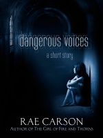 Cover for 'Dangerous Voices'