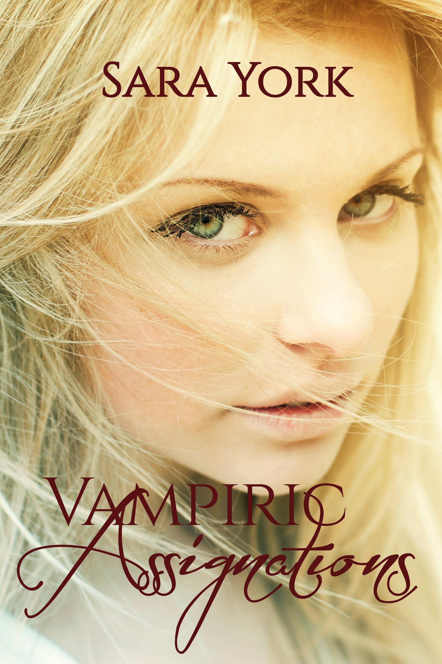 Sara York - Vampiric Assignations