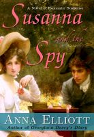 Cover for 'Susanna and the Spy'