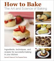 Cover for 'How to Bake: Flour--the basic ingredient'