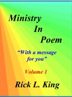 Cover for 'Ministry in Poem Vol 1'