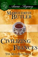 Cover for 'Civilizing Frances'