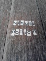 Cover for 'Visual Notion'