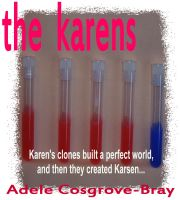 Cover for 'The Karens'