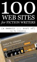 Cover for '100 Web Sites for Fiction Writers'
